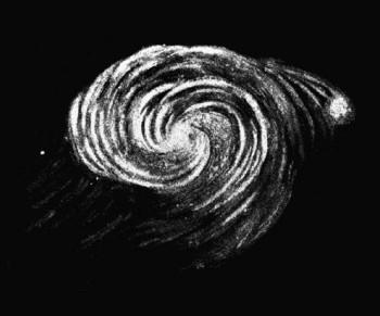 """星云""M51"