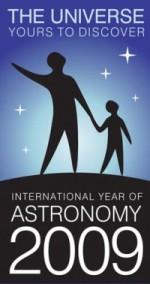 国际天文年Logo