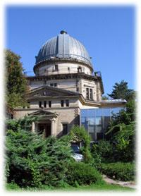 斯特拉斯堡天文台近景