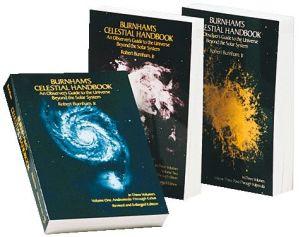 Burnham's Celestial Handbook